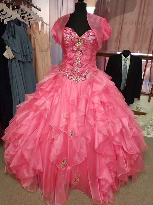 Quinceanera Dress Size 16
