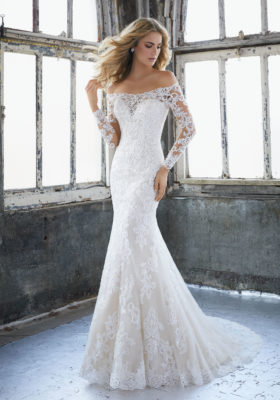 8207-Karlee Wedding Dress