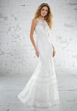6884-Kristen Wedding Dress