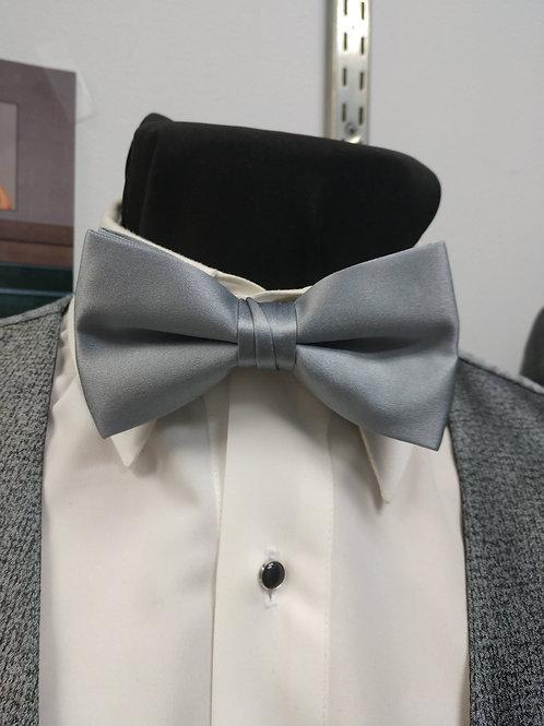 Keepsake Bow-tie in Silver