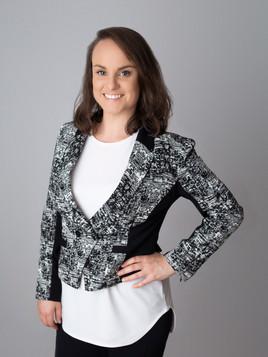 Woman 3/4 profile photo
