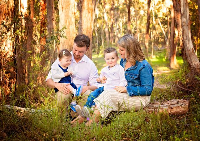 Adelaide Hills Family Photographerg