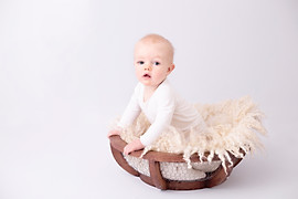 baby  photo neutral set