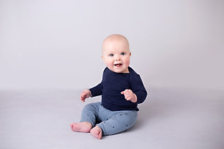 baby photo sitting