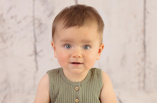 baby green eyes 8 months old