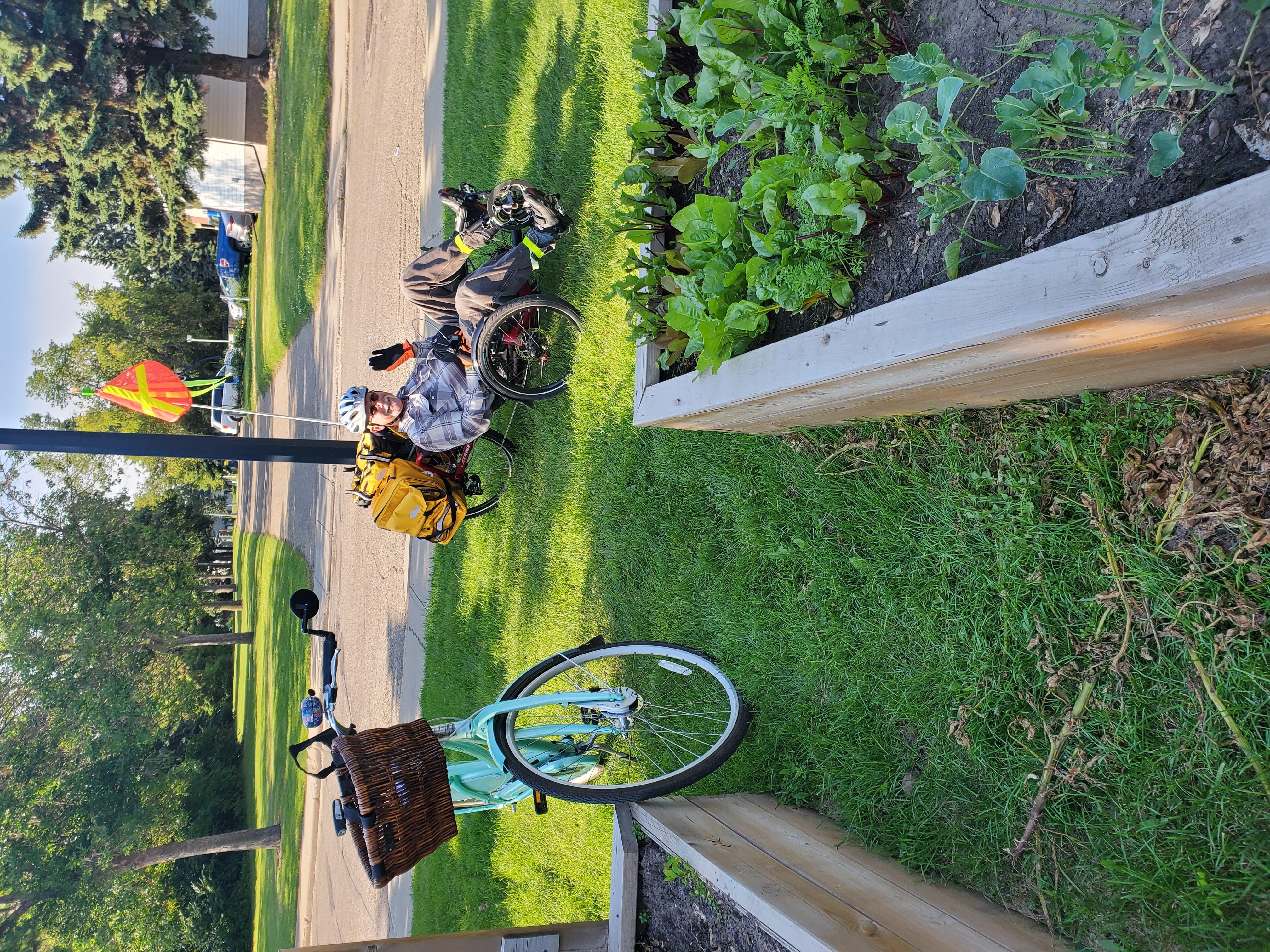 Cycling thru COVID-19-80