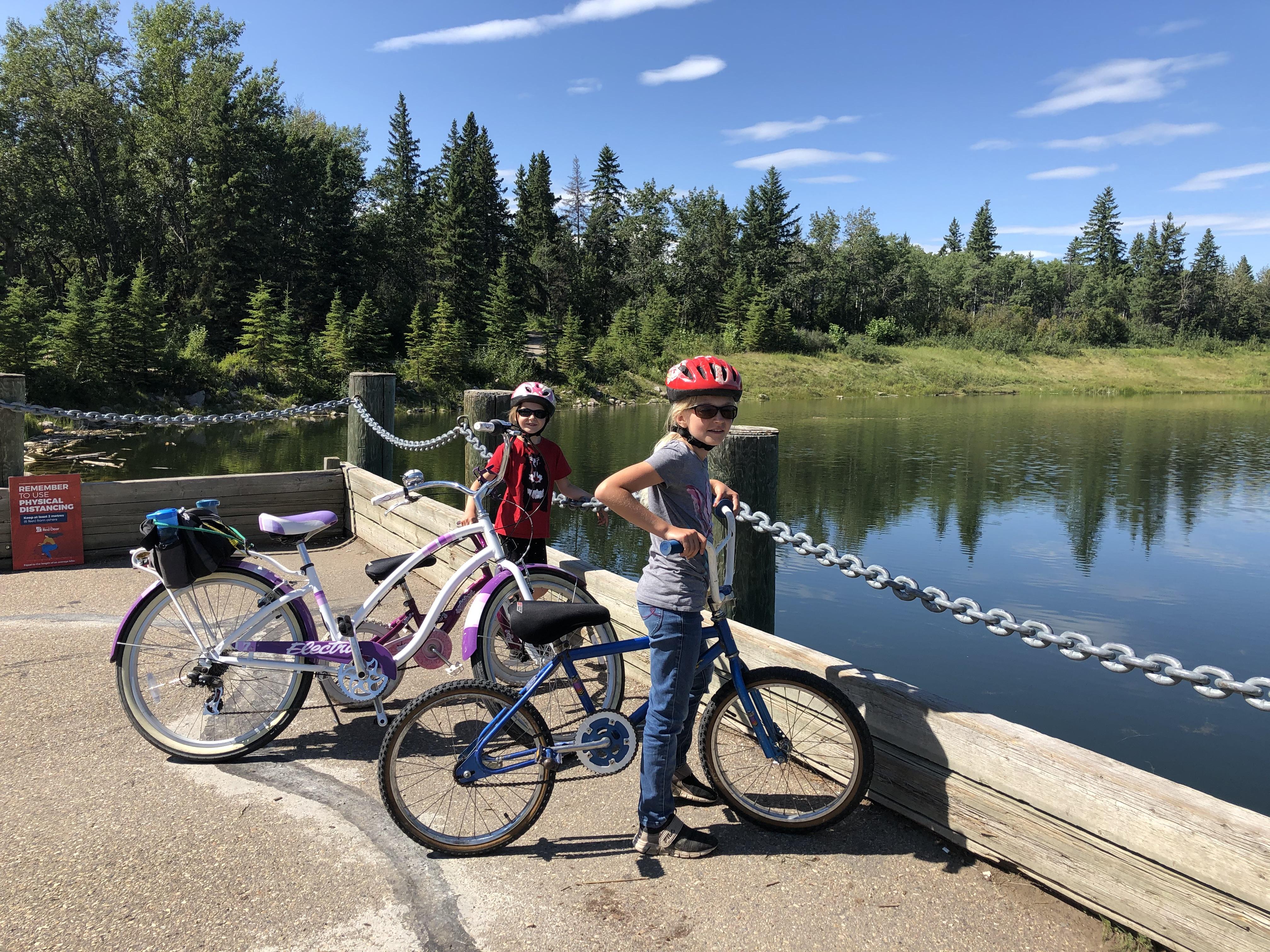 Cycling thru COVID-19-157