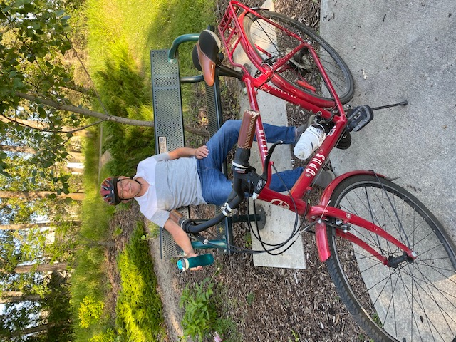 Cycling thru COVID-19-96