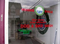 Bike Wash in Kimberley, BC!