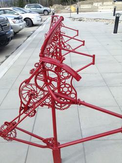 Bike Racks in Salmon Arm, BC
