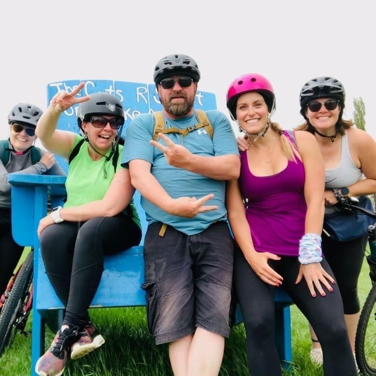 Biking thru COVID-19-9