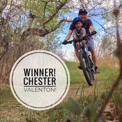 Winner! Chester Valenton