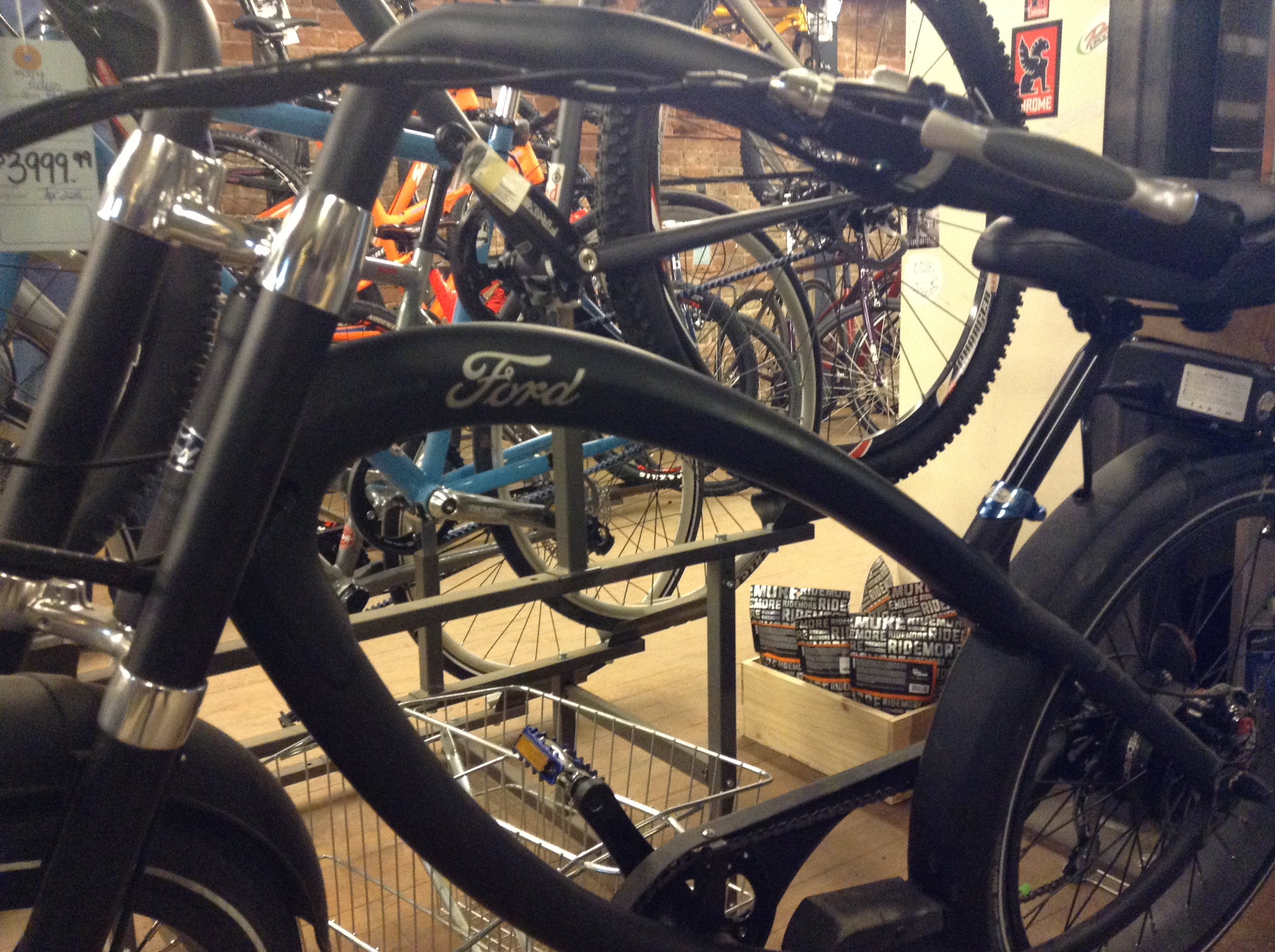 Ford Electric Bike