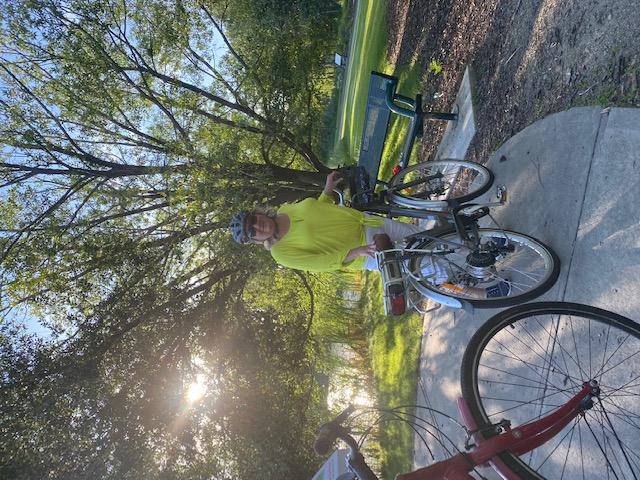 Cycling thru COVID-19-97