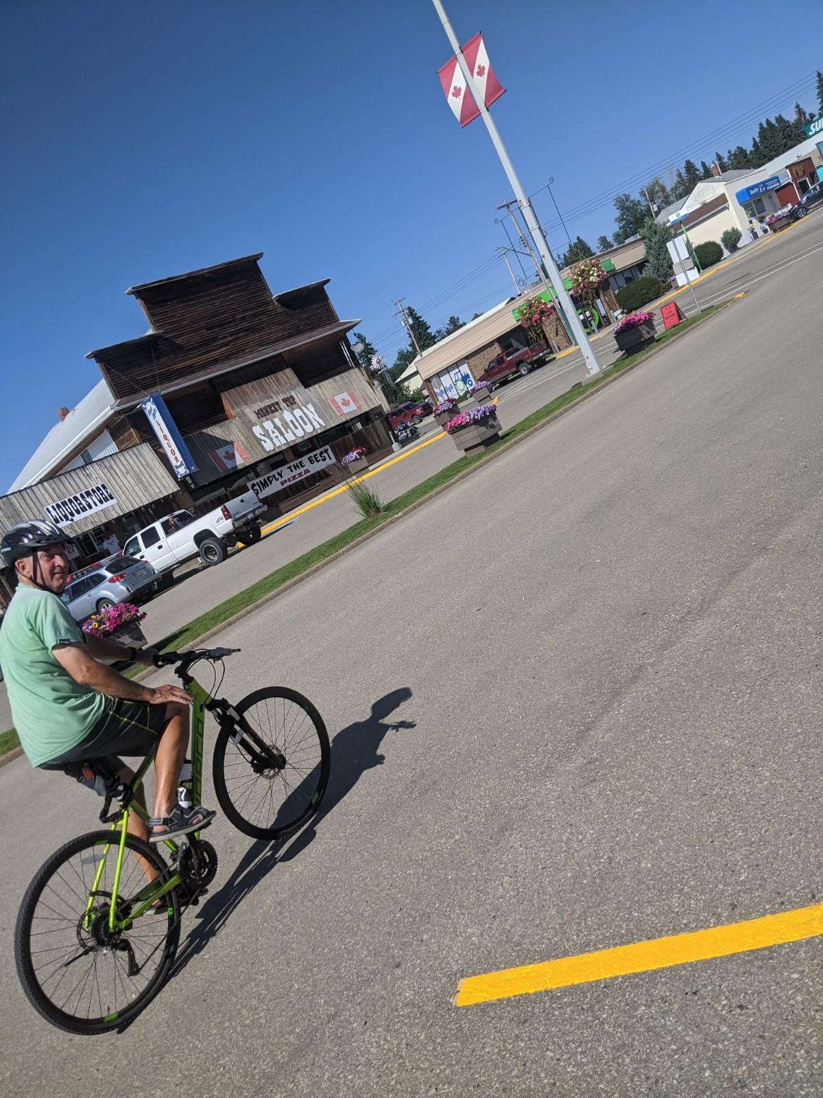 Cycling thru COVID-19-75