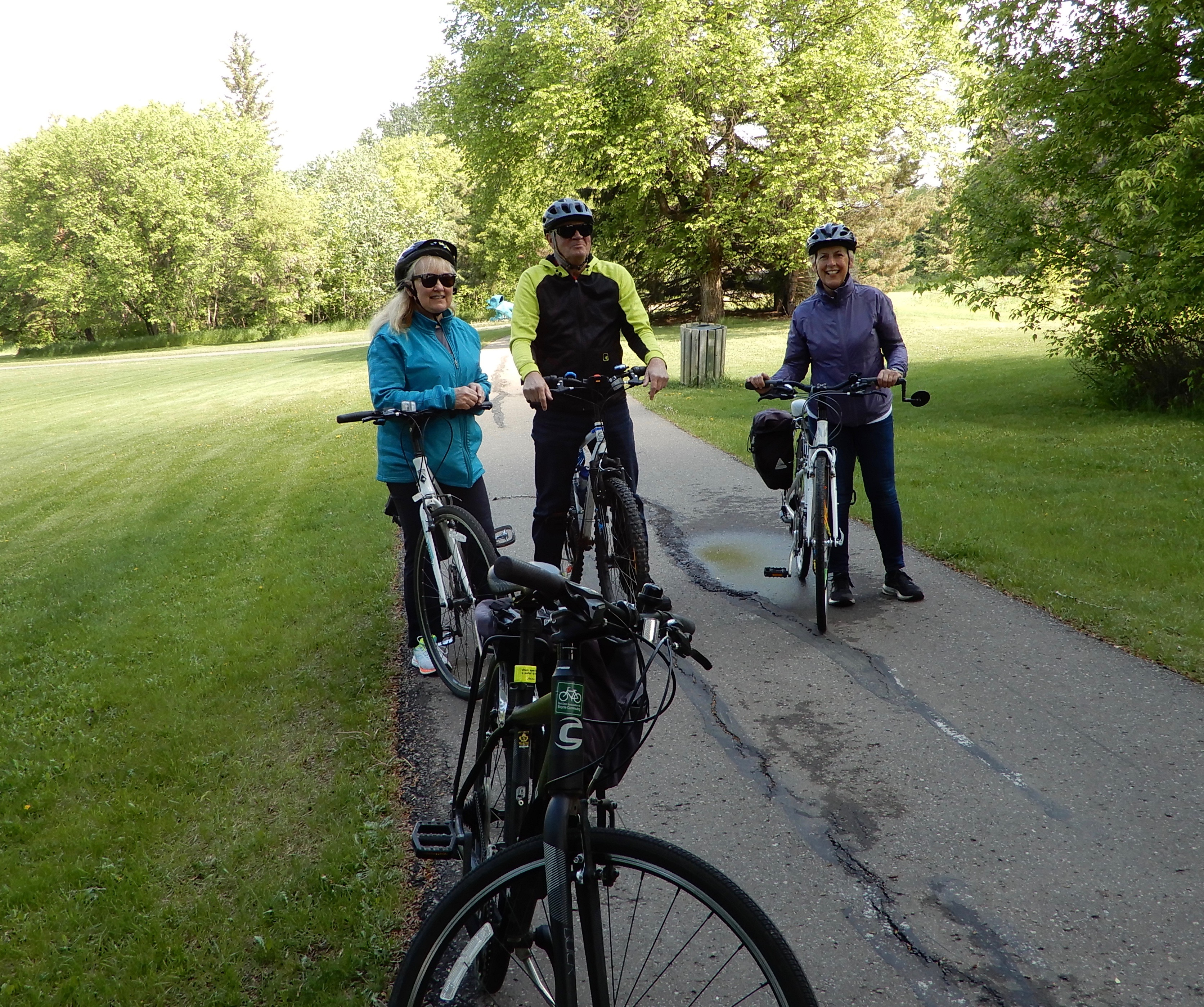 RDPL Guided Ride June 8, 2019