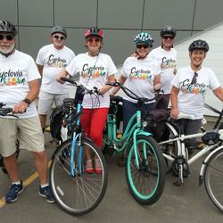 Cyclovia Team 25K