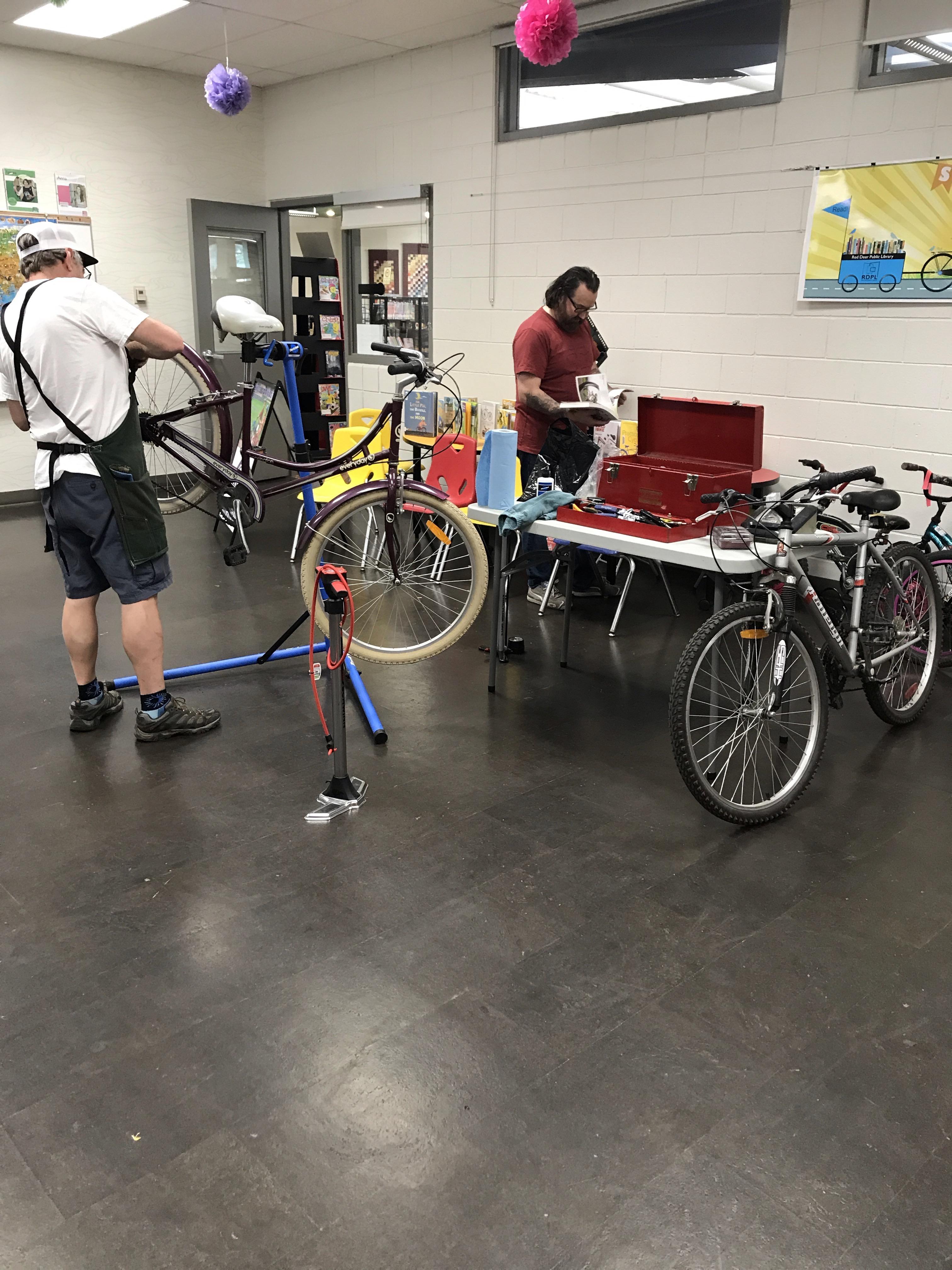 Dawe Centre Bike Fair 2019
