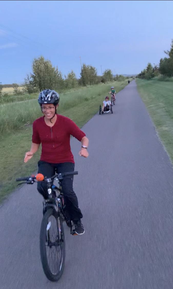 Cycling thru COVID-19-117
