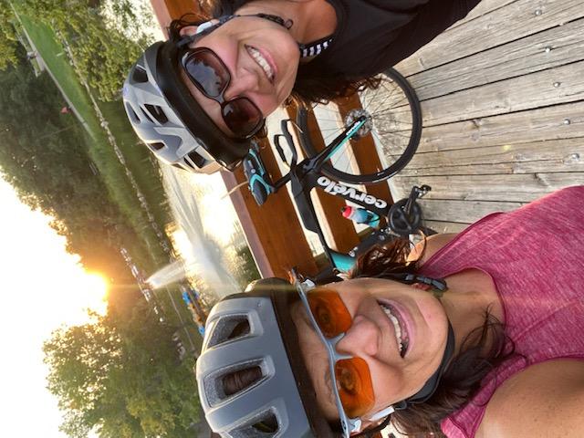 Cycling thru COVID-19-137