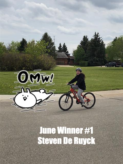 June Winner #1