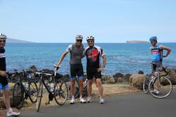 Cycling thru COVID-19-116