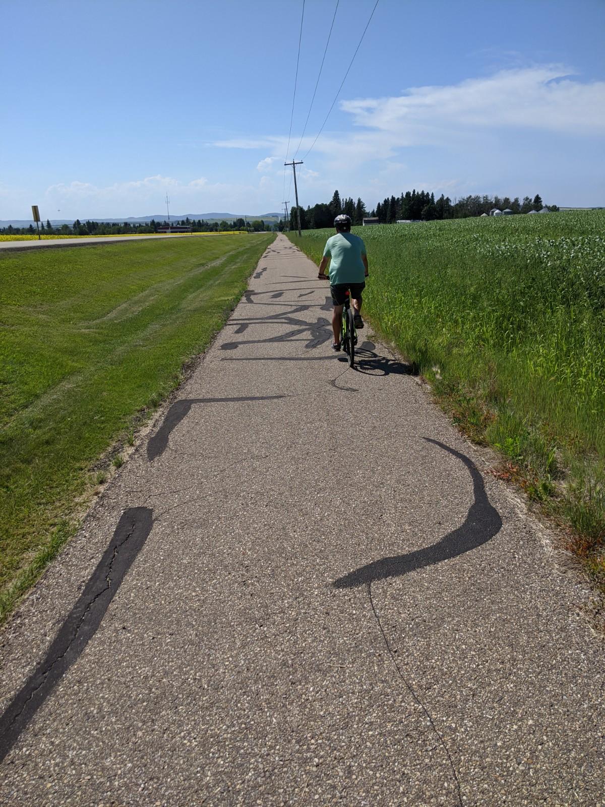 Cycling thru COVID-19-74