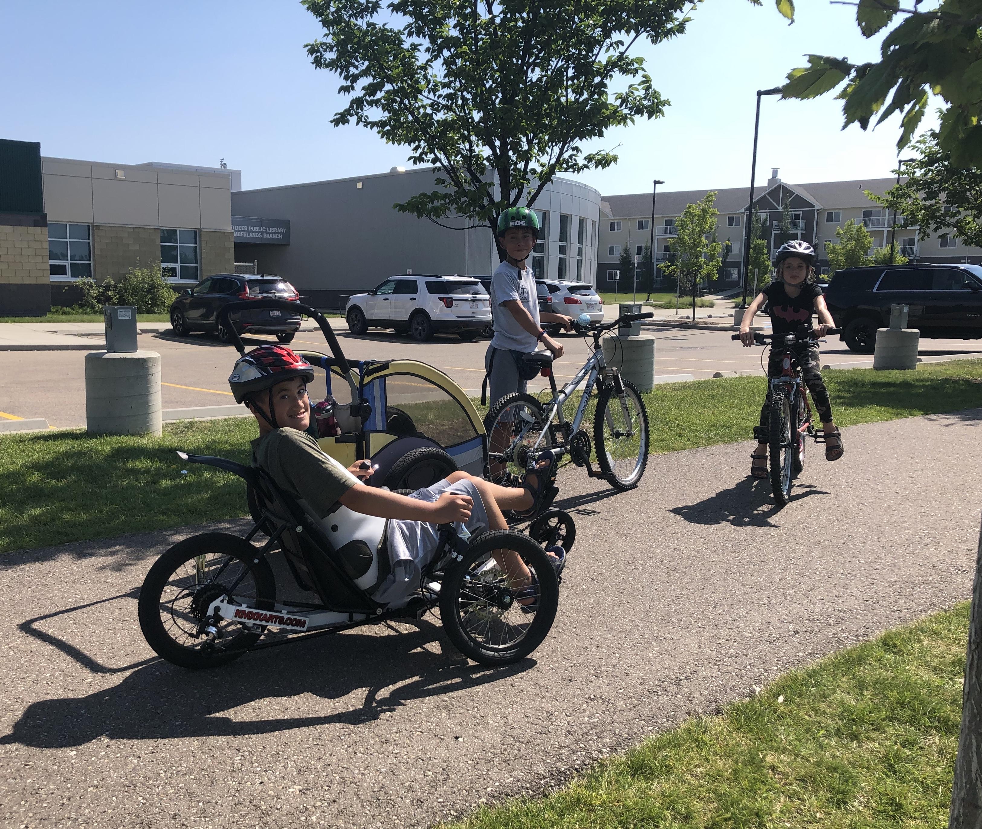 Cycling thru COVID-19-143
