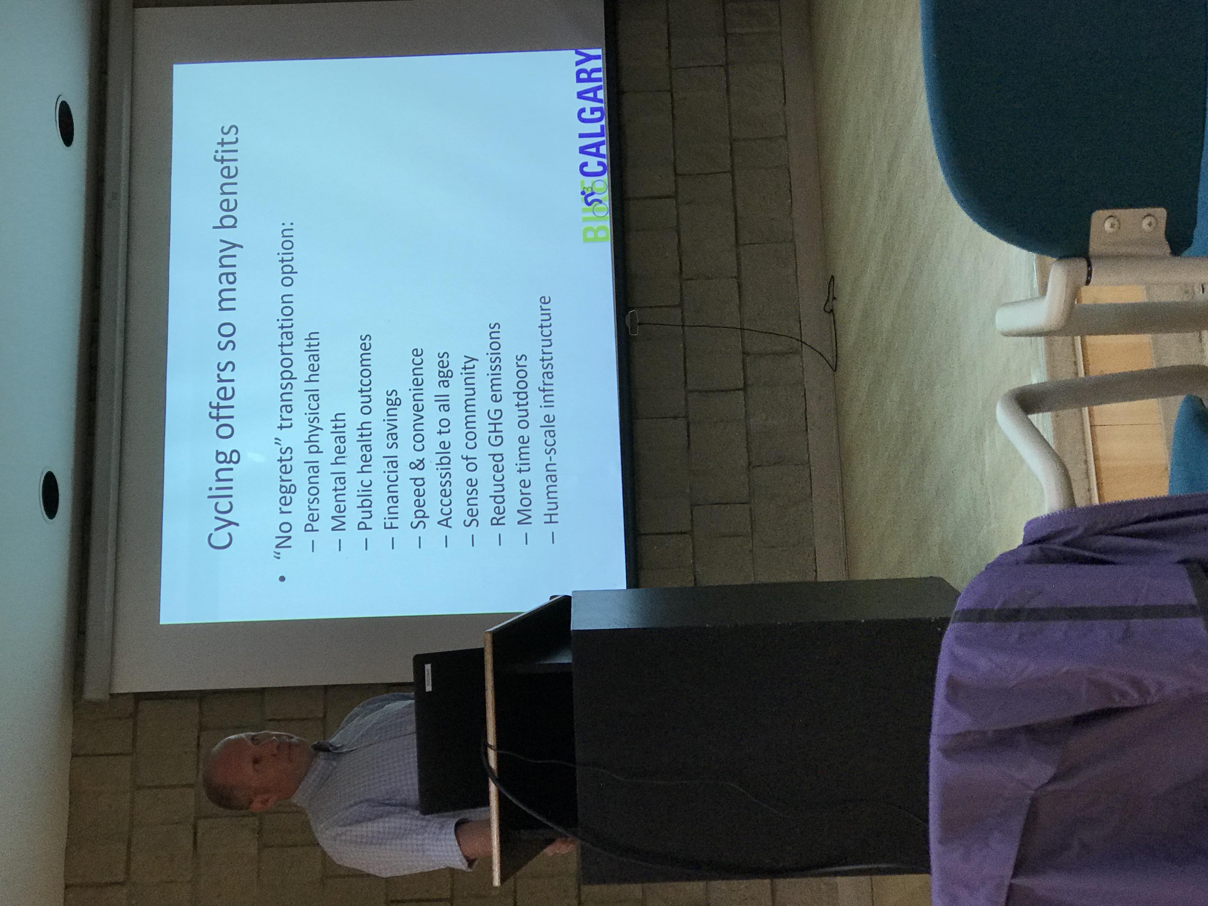 Gary Millard Presentation