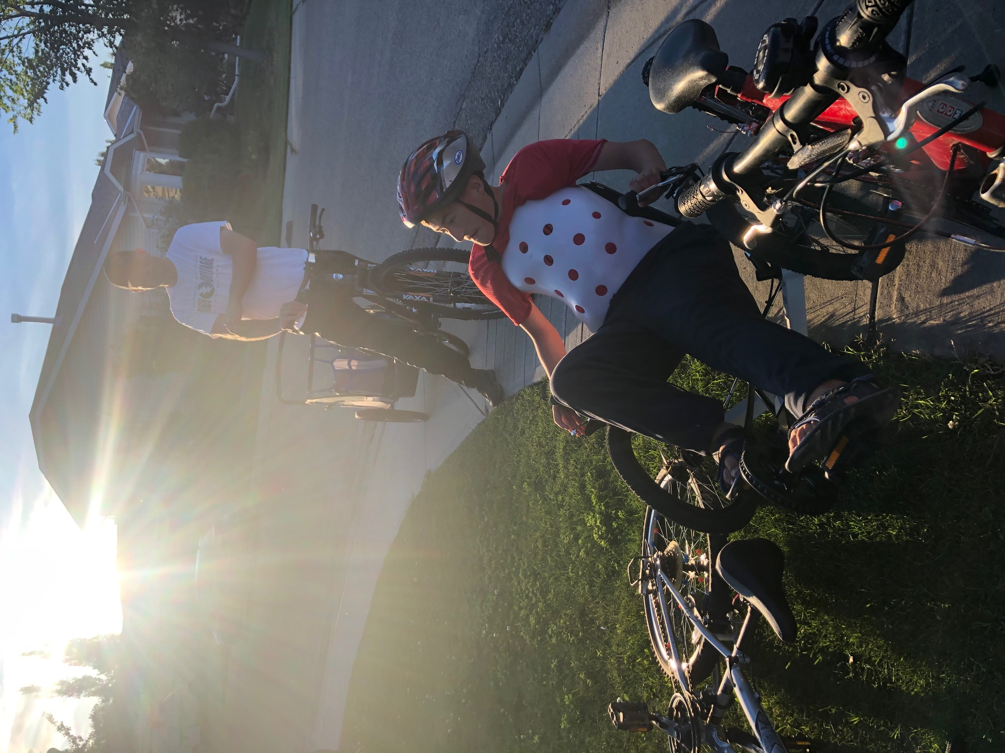 Cycling thru COVID-19-106