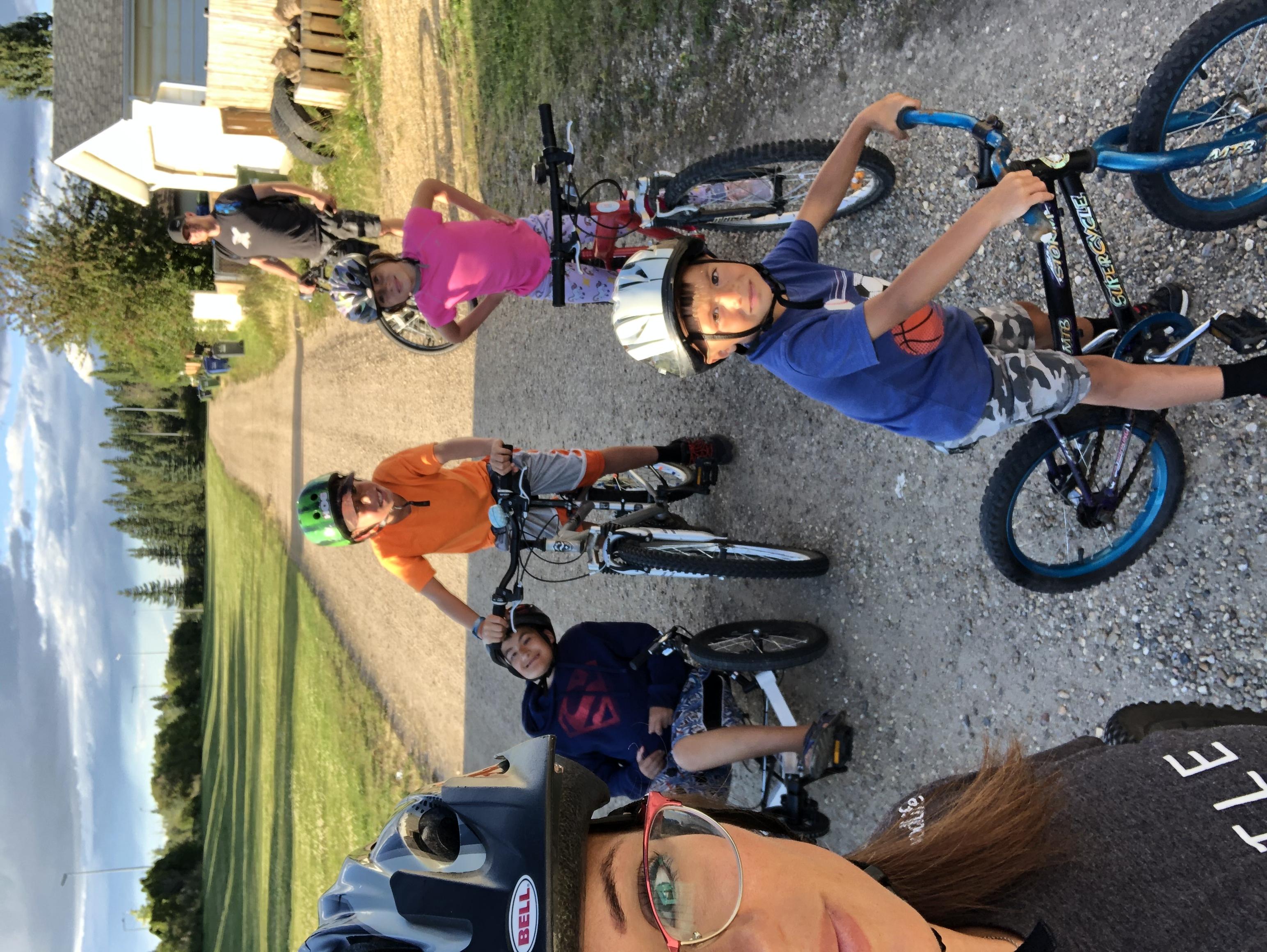 Cycling thru COVID-19-146