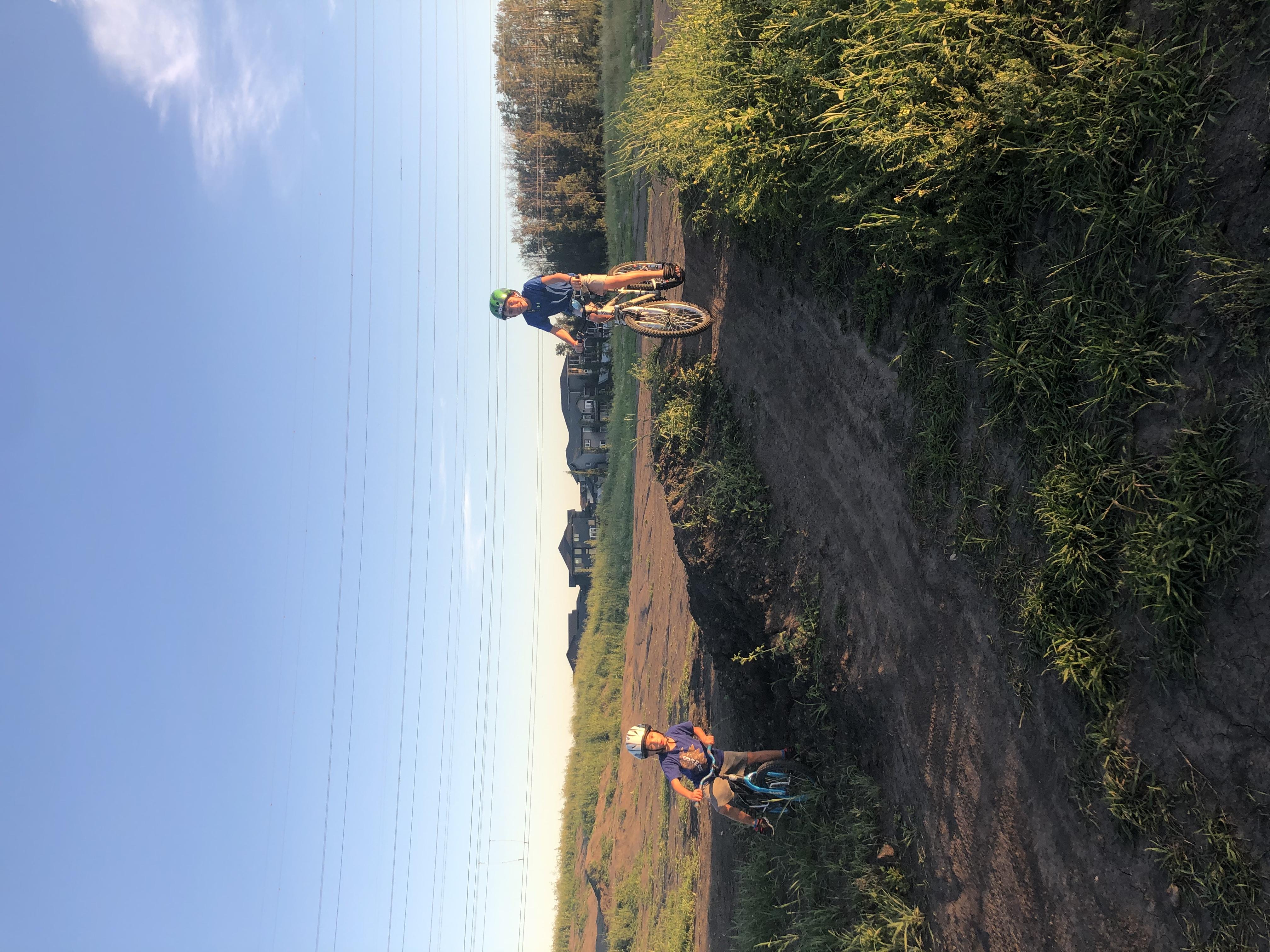 Cycling thru COVID-19-119