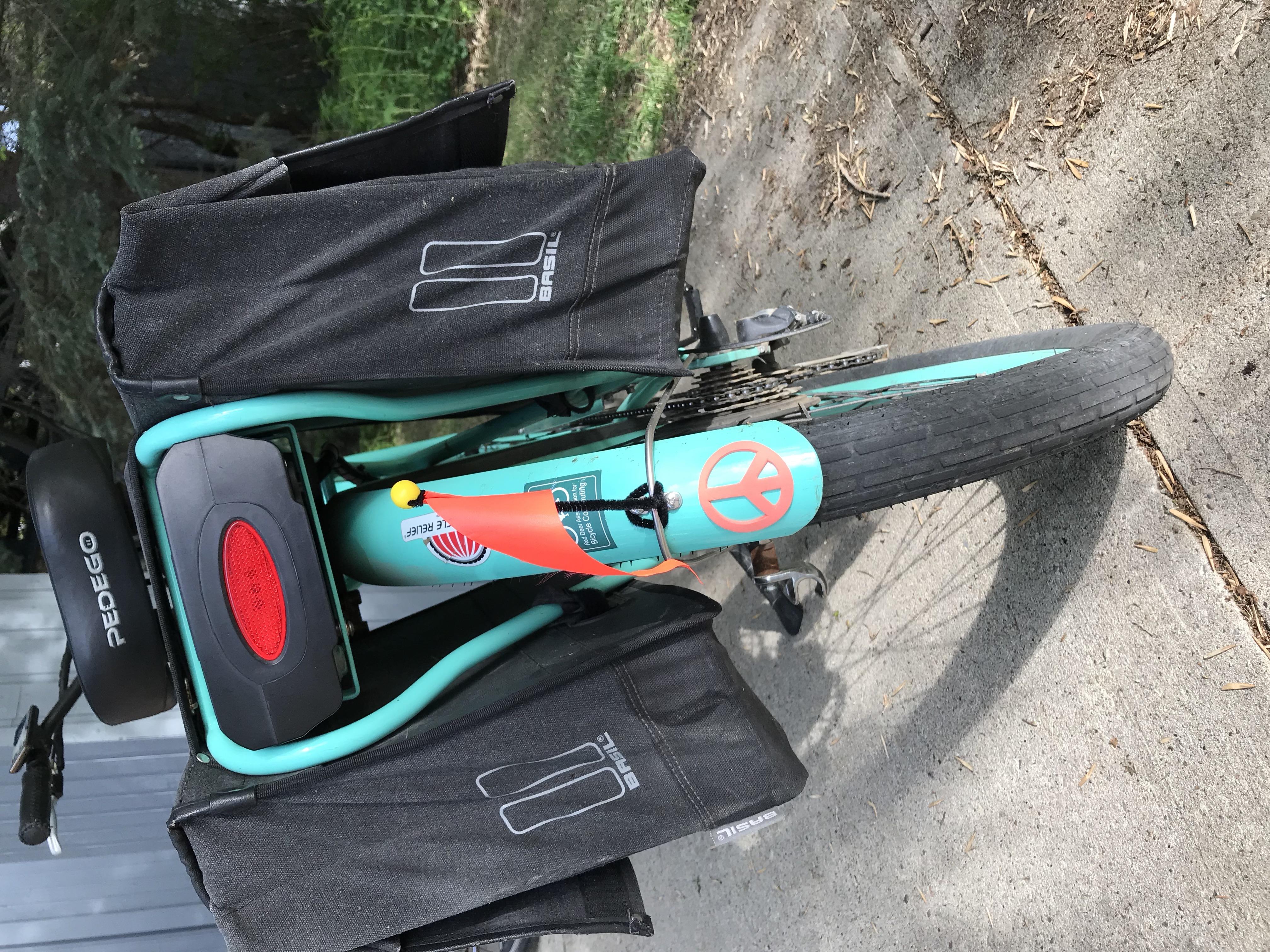 Bike Decor!