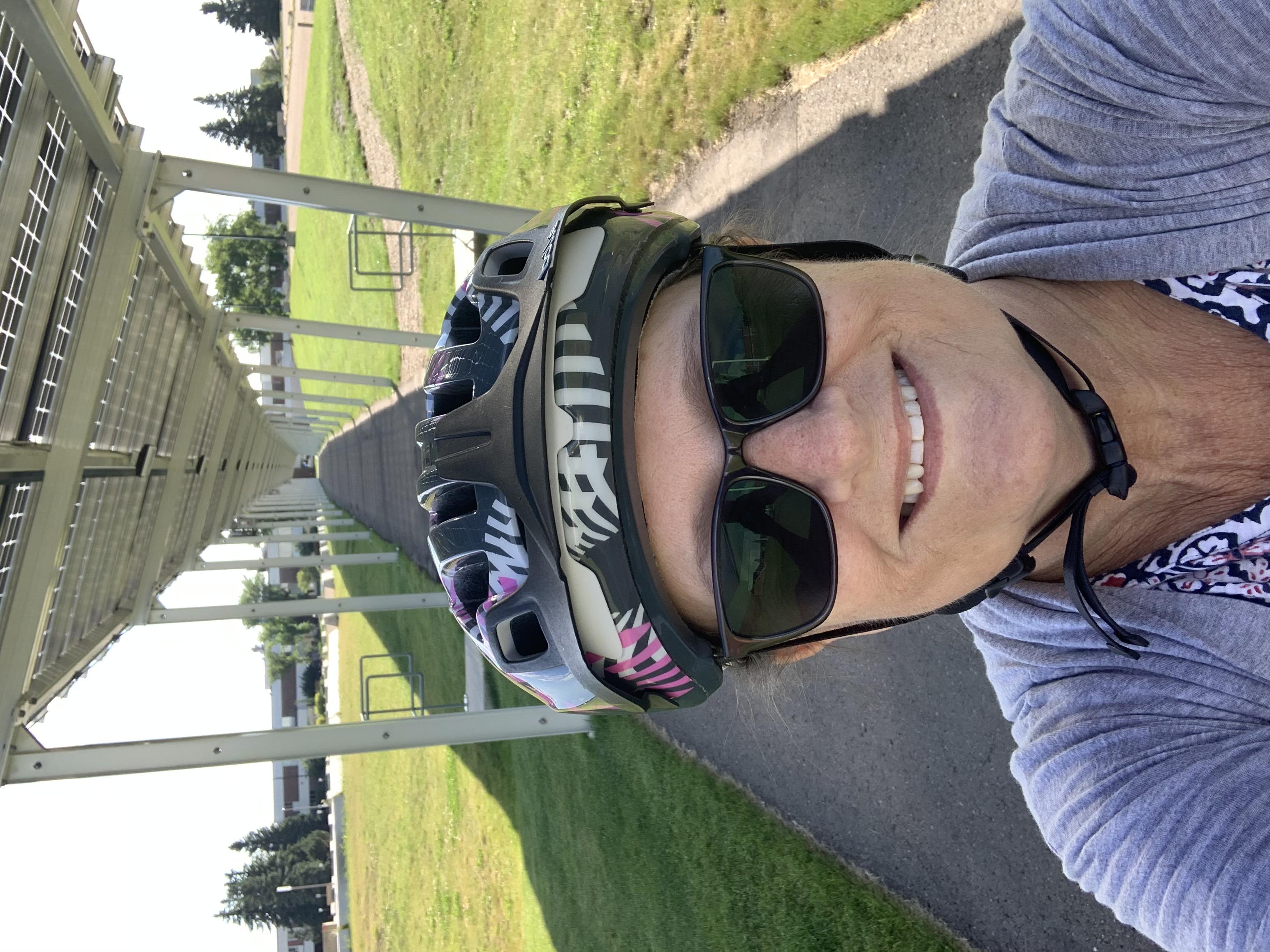 Cycling thru COVID-19-91