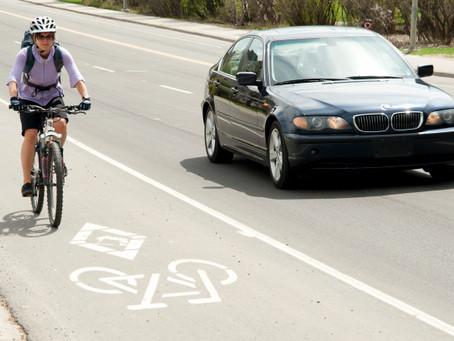 Bike Calgary's Letter to the Minister of Transportation