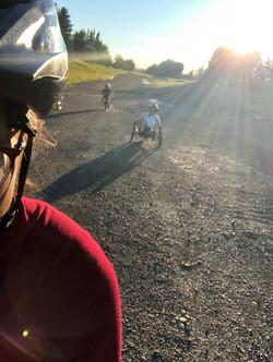 Cycling thru COVID-19-120