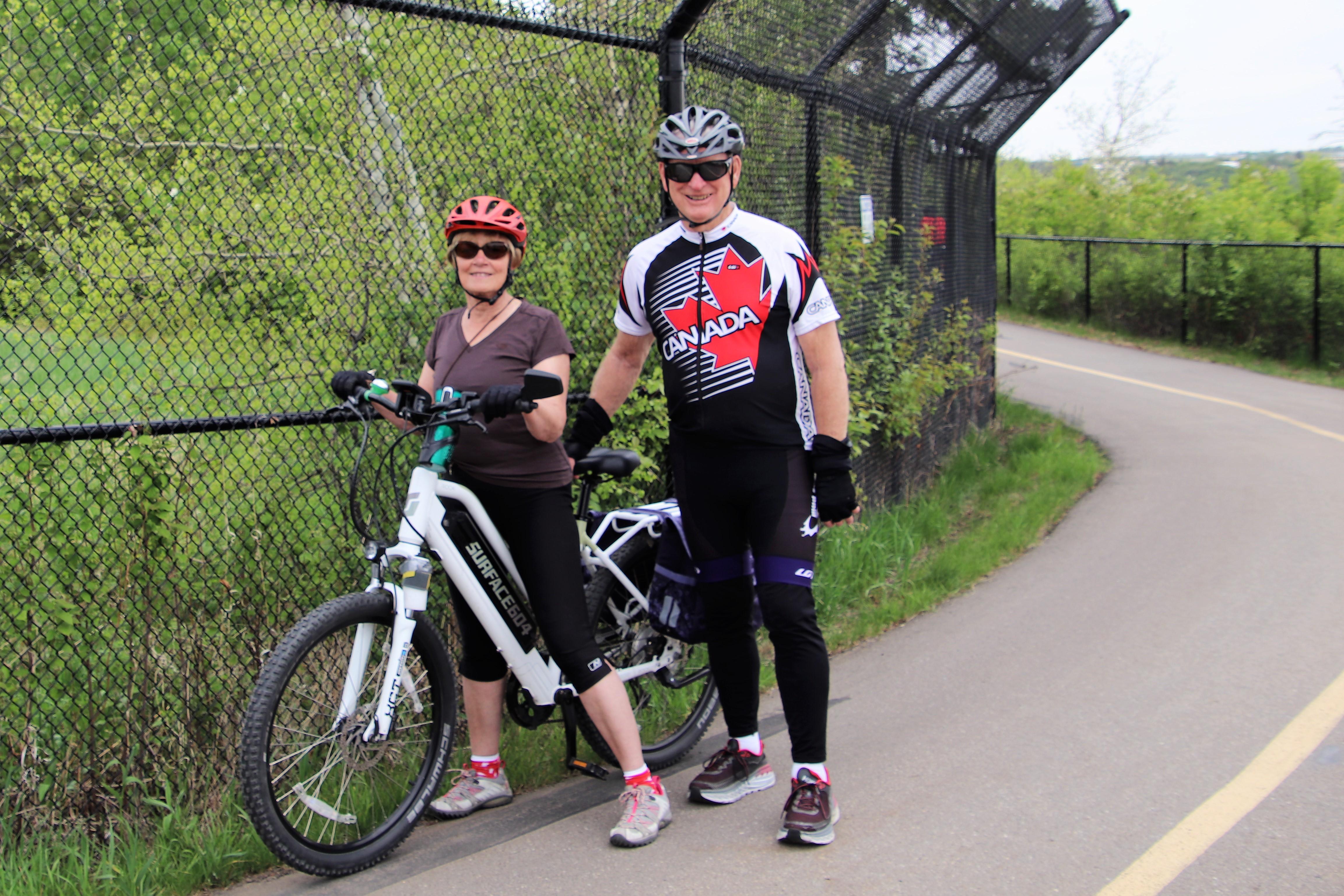 Cycling thru COVID-19-115
