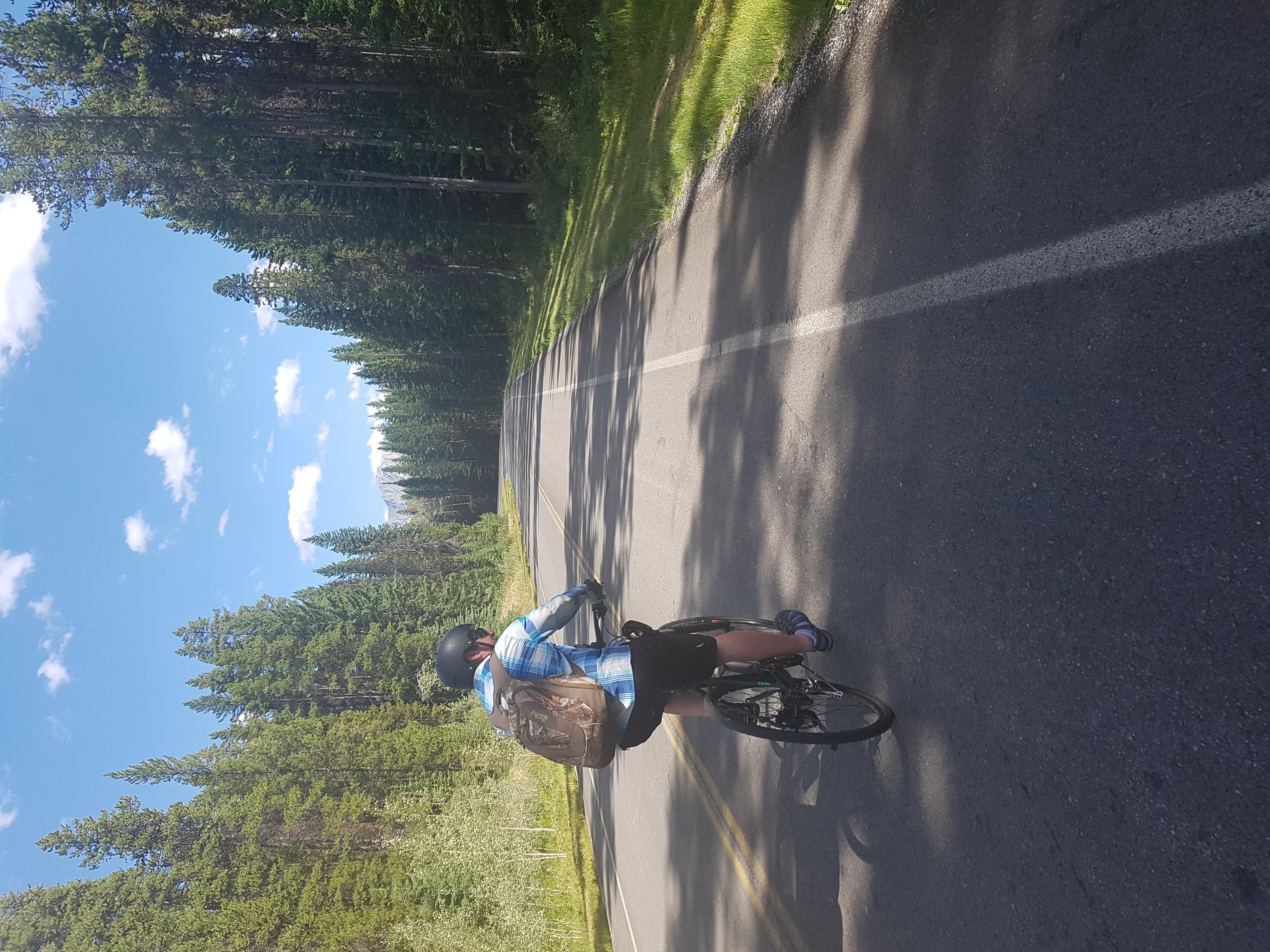 Cycling thru COVID-19-155
