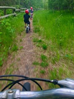 Cycling thru COVID-19-3 JULY