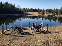 Biking thru COVID-19-29