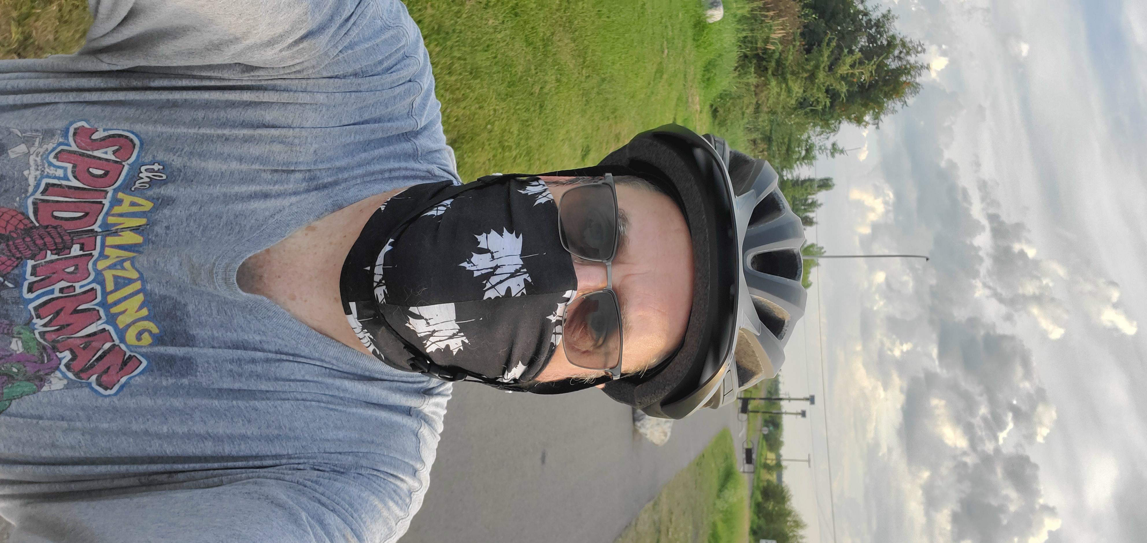Cycling thru COVID-19-158