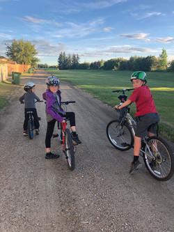 Cycling thru COVID-19-105
