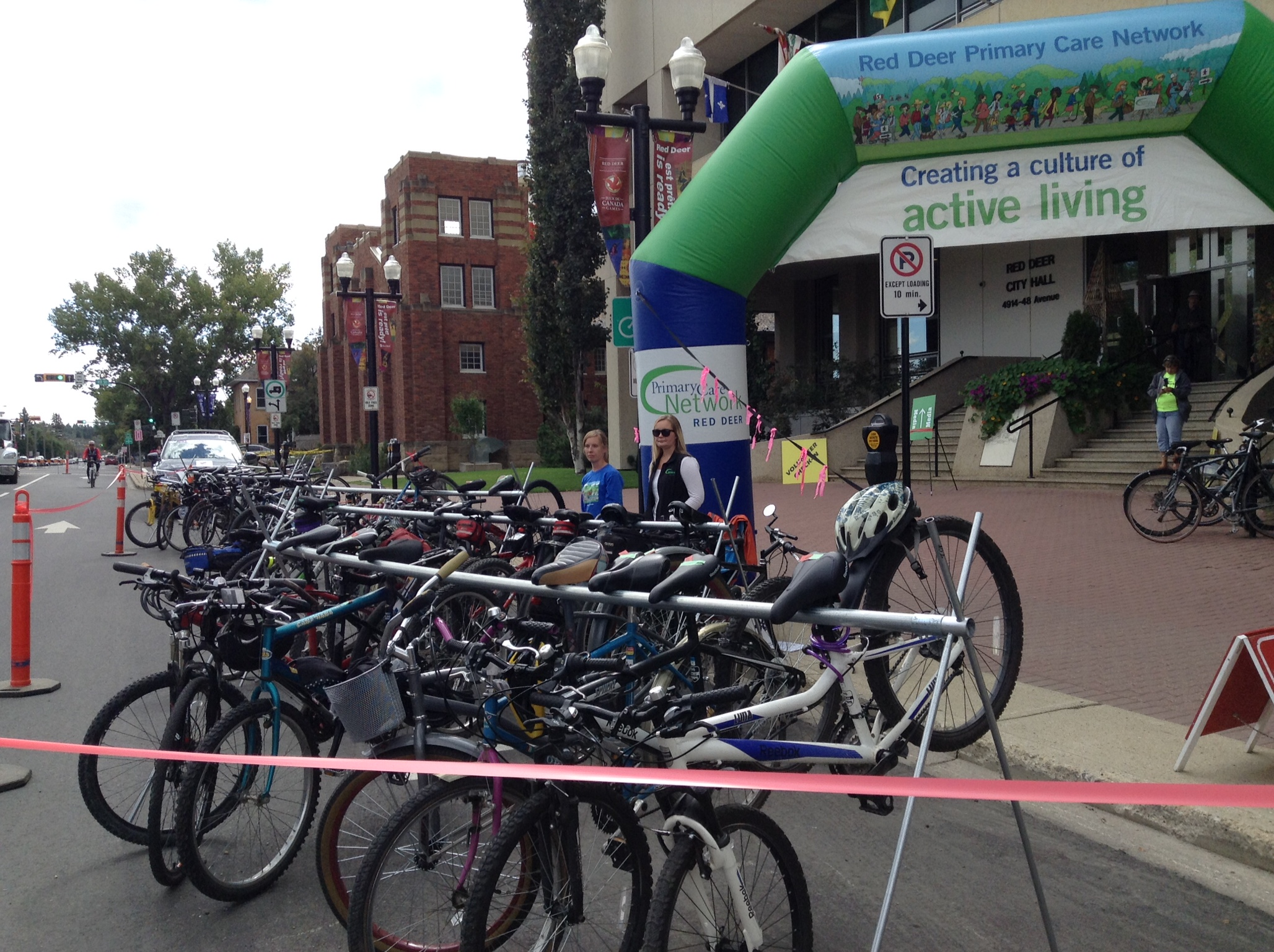 PCN Bike Corral