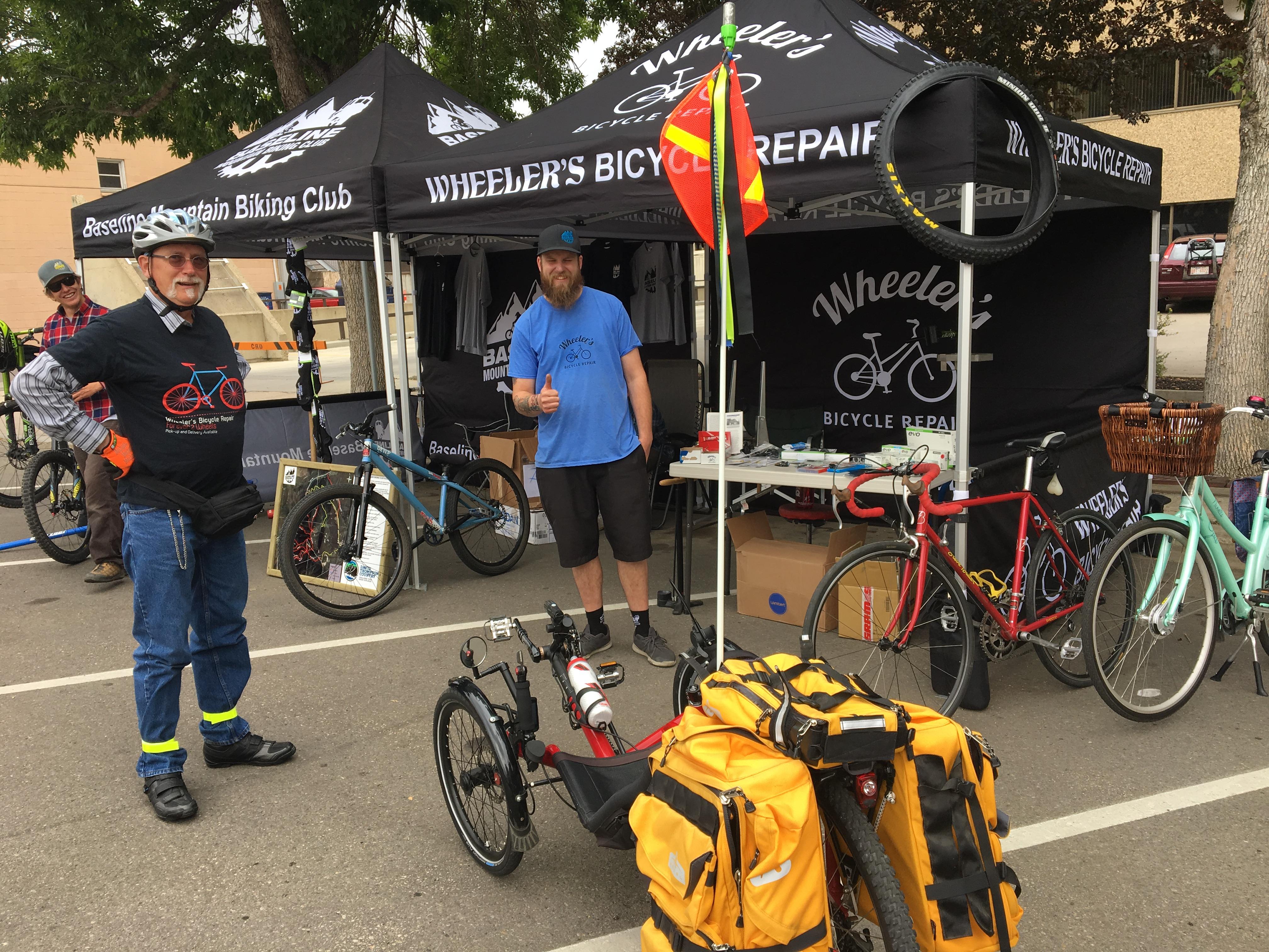 Wheeler's Bike Repair