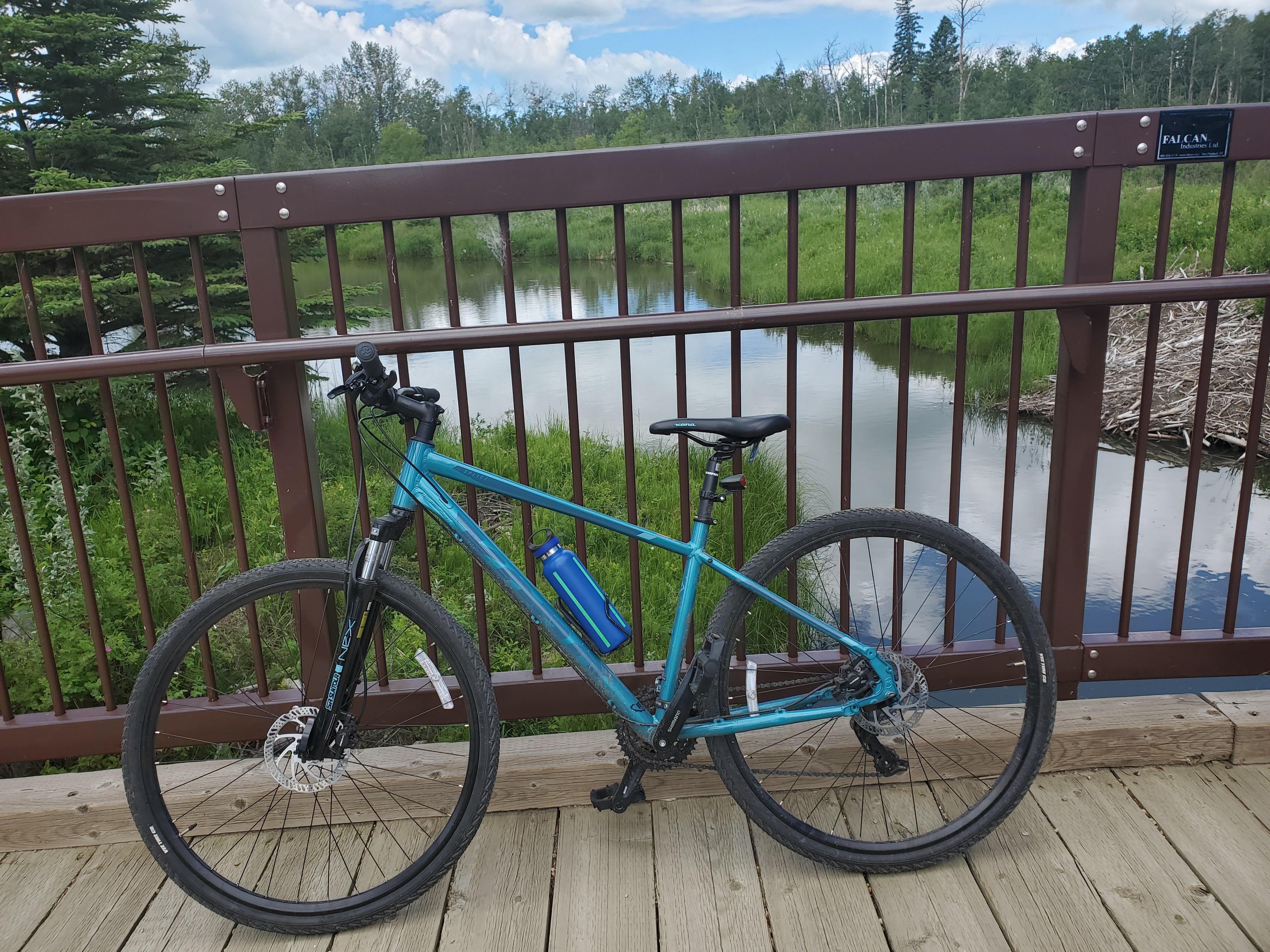 Cycling thru COVID-19-13