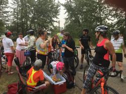 Berry Arch. Wellness Ride 2018