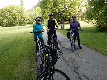 October 2020 Bike Survey Report -     A lot of interesting comments.     Check it out!
