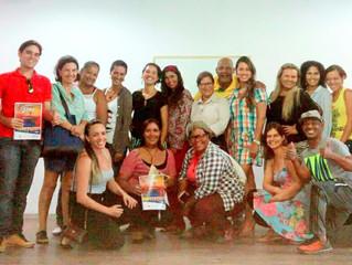 Projeto Cultura Nativa: Turma do Curso de Elaboração e Financiamento de Projetos Culturais e Criativ
