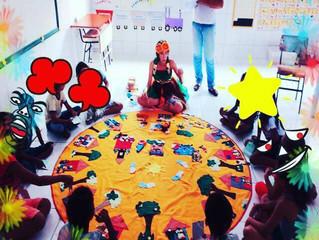 Projeto Filhos da Terra: um despertar para a educação cidadã.