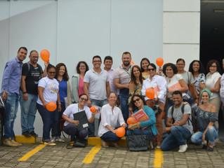 PROJETO FILHOS DA TERRA: Foi realizado na Faculdade Nossa Senhora de Lourdes (#fnsl) dia 15/05, Semi